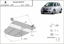 Scut auto Suzuki Swift 3