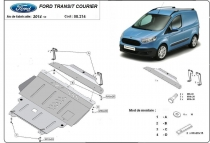 Scut auto Ford Transit Courier