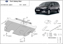 Scut auto Ford Galaxy 2