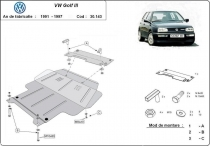 Scut auto VW Golf 3