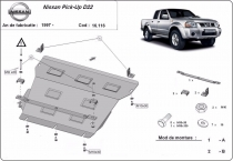 Scut auto Nissan Pick Up (D22)