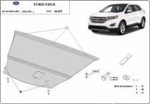 Scut auto Ford Edge