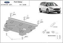 Scut auto Ford Galaxy 3