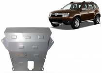 Scut auto Dacia Duster - 2,5 mm